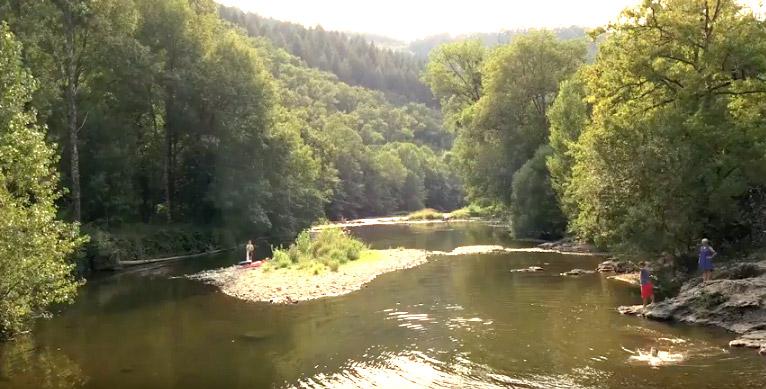 Tourisme En Sgala Viaur Aveyron