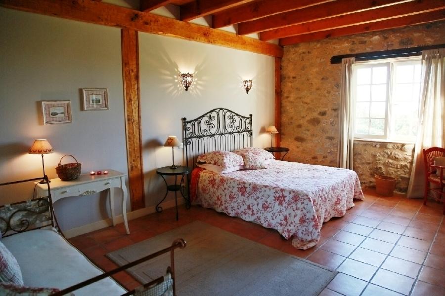 chambres d 39 h tes du domaine le muret aveyron s gala tourisme. Black Bedroom Furniture Sets. Home Design Ideas